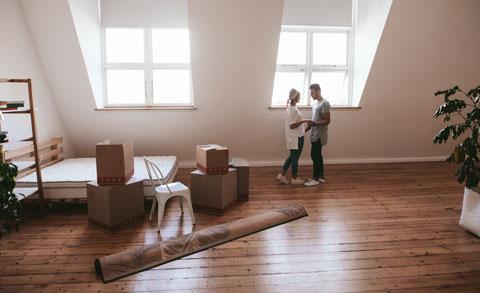 Eigentumswohnung Wörgl Einzug Symbolbild