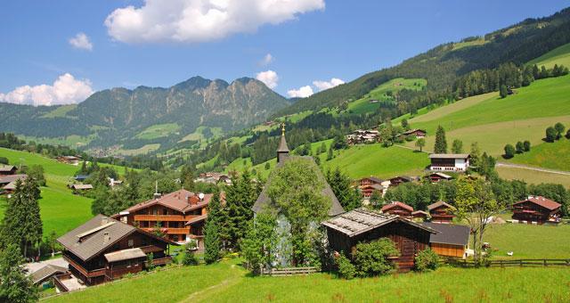 Ort Kufstein Umgebung Symbolbild