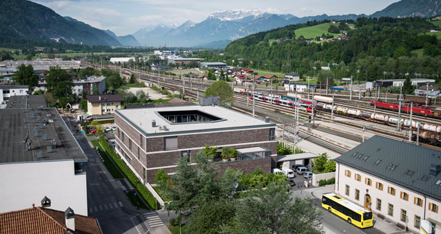 Woergl von oben inkl. Bahnhof