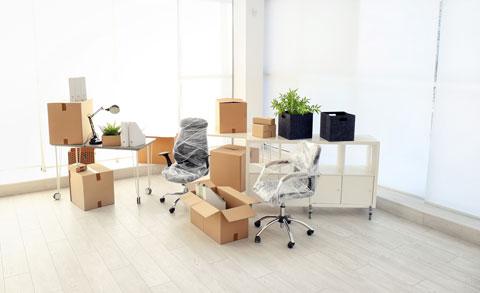 Büro Wörgl Ersteinzug Symbolbild
