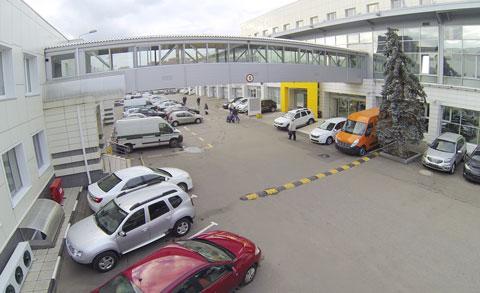 Geschäftslokal mieten Wörgl Parkplatz