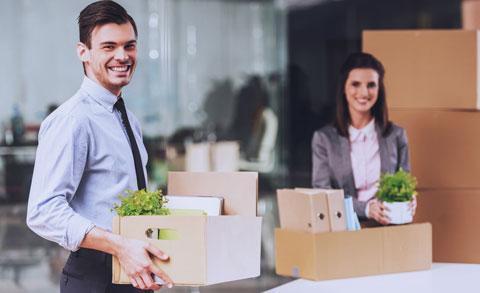 Immobilienmakler Wörgel Büroeinzug Symbolbild