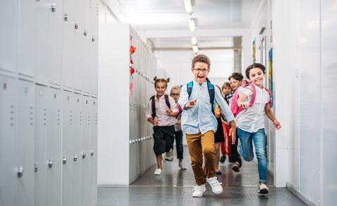 Wörgl Wohnung kaufen Schulkinder Symbolbild