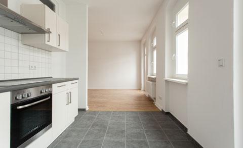 Wohnung kaufen Kufstein Küche Symbolbild
