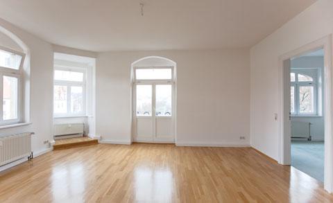 Wohnung Kramsach leere Wohnung Symbolbild