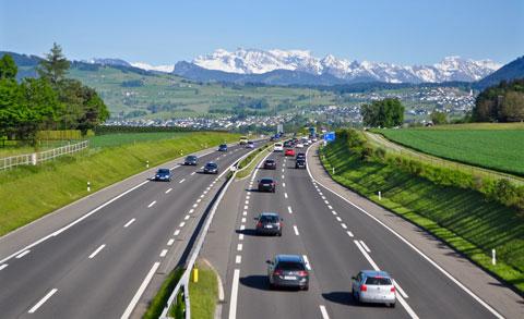 Wohnung Wörgl kaufen Verkehrsanbindung Symboldbild